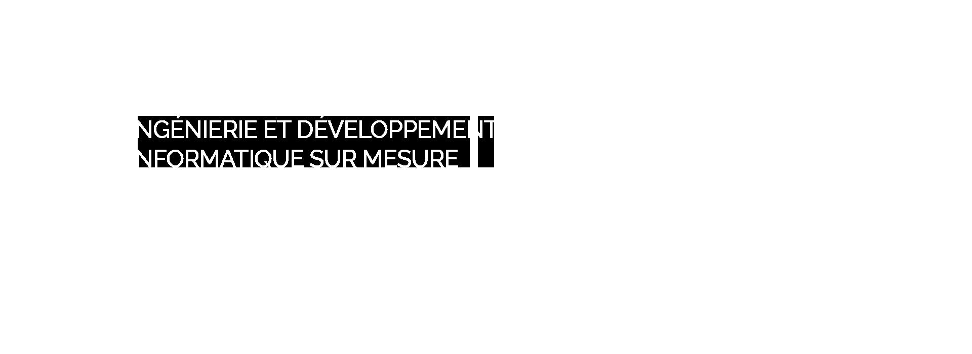 ISCA - ingénierie et développement sur-mesure